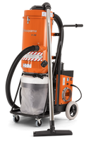 S 36 is a very powerful single-phase HEPA dust extractor to match the grinding machines Husqvarna PG 530 (1-phase)