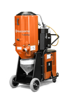 T 8600 Propane is one of the strongest and safest propane vacuum on the market. Recommended with propane grinders, shavers and Husqvarna Soff-Cut early entry saws. Ideal where electrical power supply is hard to come by on the job site.