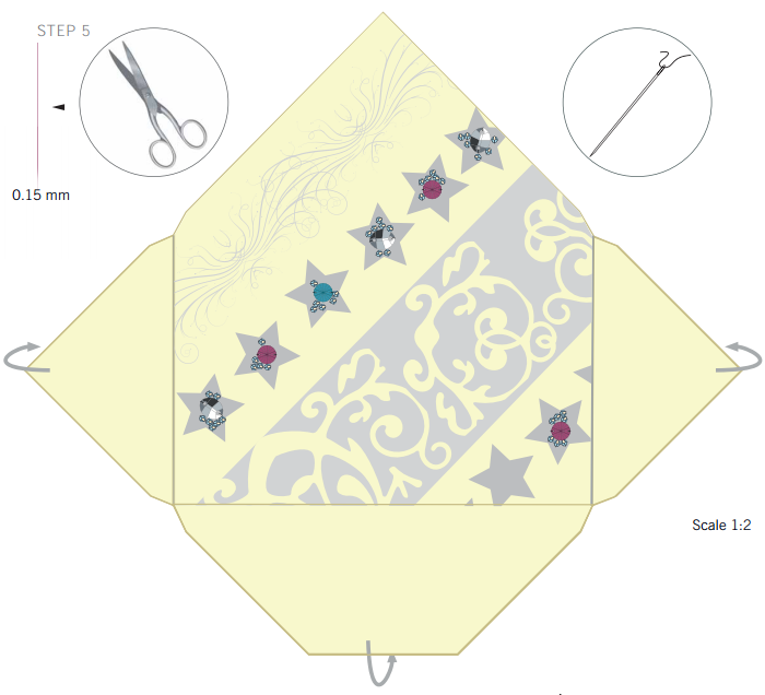 Diy Swarovski Crystal Packaging Stardust Design And Instructions