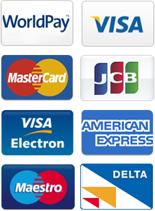 Thermometer Point Credit cards Accepted