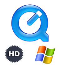 HD/SD QuickTime Encoder/Decoder/Transcoder for Windows