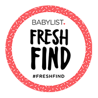 Babylist fresh find logo