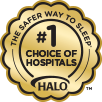 HALO SleepSack #1 Choice of Hospitals