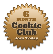 Jackie and Eddie's 6 Month Club