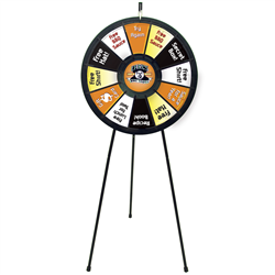 Spin and Win Prize Giveaway Wheel