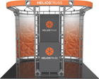 10'x10' Helios Truss Trade Show Kit. Make a statement at the next trade show or event!