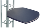 Customize the table top colors for your 10'x10' Lynx trade show truss kit!