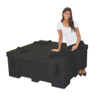 OCF heavy duty case ensures extra protection and storage of the Polaris truss trade show display kit!