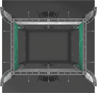 Top view of 20'x20' Aarhus Truss Trade Show Kit. Make a statement at the next trade show or event!