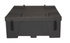 OCF2 heavy duty case ensures extra protection and storage of the Zenit truss trade show display kit!