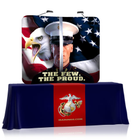 6' Tru-Fit Table Top Trade Show Display will drive home your marketing message at your next event!