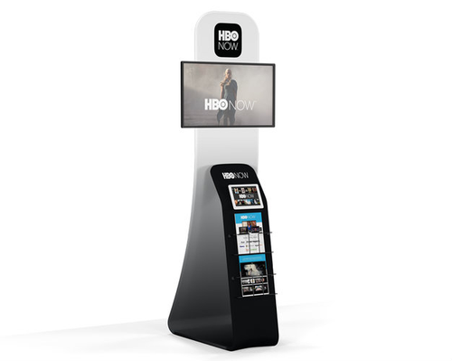 Infinity - iPad + Monitor Kiosk