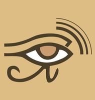 image free vector eye of horus egyptian eye