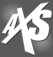 image free vector AXS access logo graphic