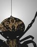 image free vector logo graphic black widow spider