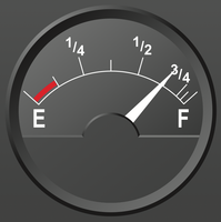 image free vector freebie fuel gauge