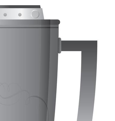Buy vector silver cup trophy illustration royalty-free vectors