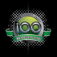 Vector 100 Year Logo