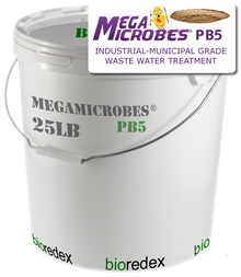 MegaMicrobes® PB5 Treatment 25lb