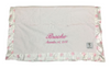 Little Giraffe Baby Blanket | Luxe New Dot Pink