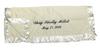 Silky Soft Baby Blanket Cream Bearington Bear