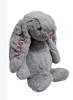 Gray Bashful medium bunny