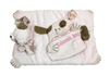 Gift set with wiggles towel and belly blanket