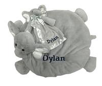 Two Elephant plush toys