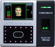 Multi-Bio MB1000 Biometric Face Recognition & Fingerprint System