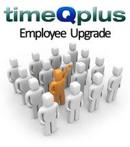 Acroprint timeQplus Employee Upgrade