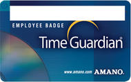 Amano Time Guardian Badge