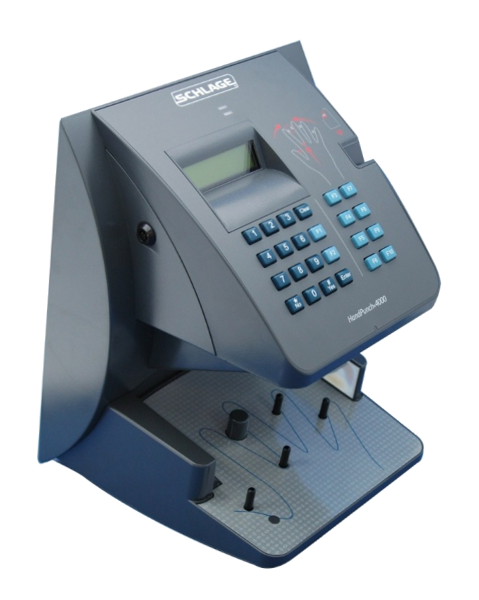 Icon Time HandPunch 4000 Biometric Employee Time Clock