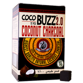 Starbuzz - CocoBuzz 2.0 Coconut Charcoal 72pc Box