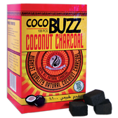 Starbuzz - CocoBuzz Coconut Charcoal 108pc Box
