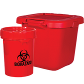 20 Gallon Bio-Hazard/sharps container PWS-BH-20 5 Gallon Bio-Hazard container PWS-BH-5