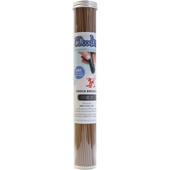 Create+ Single Color ABS Tube Choco Brown