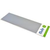 Create+ Single Color PLA Tube Foggy Day Gray