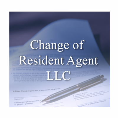 If your Nevada LLC already has a Registered Agent, but you want to change your agent to Resident Agents of Nevada, Inc., we will prepare and file the necessary Change of Agent documents, and pay any Change of Agent fee.