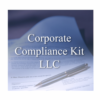 Necessary items to help your Nevada LLC stay compliant with Nevada state formalities. As a stand-alone product, or is included with our Professional Plus and Turnkey LLC formation packages.