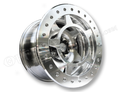 Spyderlock Wheels Ps75679012538nf 17x9 5 Quot Wheel