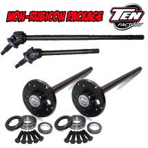 Non Rubicon Axle Package