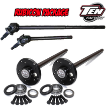 Rubicon Ten Factory Full Front & Rear Axle Package