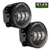 JW Speaker J Series Fog Lights in Black Pair for JK
