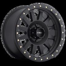 Method Race Wheel MR30458012524N MR304 Double Standard Wheel in Matte Black