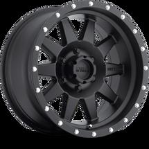 """Method Race Wheels """"The Standard"""" Wheel in Matte Black"""