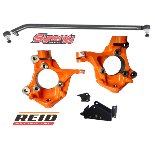 Reid Knuckles with Synergy Steering