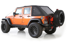 Smittybilt Bowless Combo Soft Top with Prot3k Material- 4 Door (Wrangler JK 2007+)