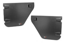 Rugged Ridge Rear Half Doors- 4 Door (Wrangler JK 2007+)