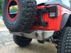 Motobilt MB1010 Rear Stubby Bumper for Jeep Wrangler JK 2007-2017