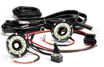 KC Hilites KCH 355 Cyclone LED 2-Light Universal Under Hood Lighting Kit